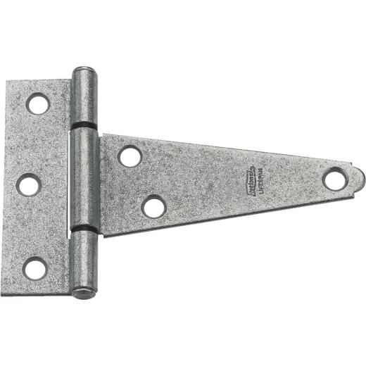 National 4 In. Galvanized Steel Heavy-Duty Tee Hinge