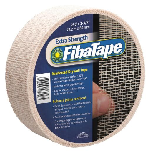 FibaTape 2-3/8 In. X 250 Ft. Extra Strength Drywall Tape