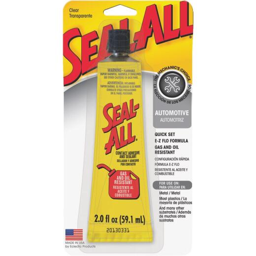 Seal-All 2 Oz. Household Cement