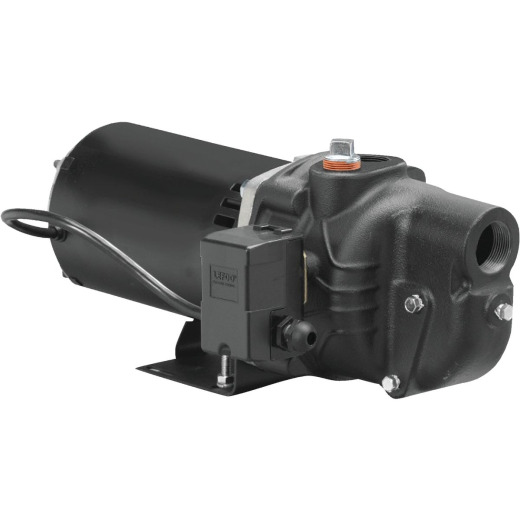 Wayne 1/2 HP Cast Iron Housing Shallow Water Well Jet Pump