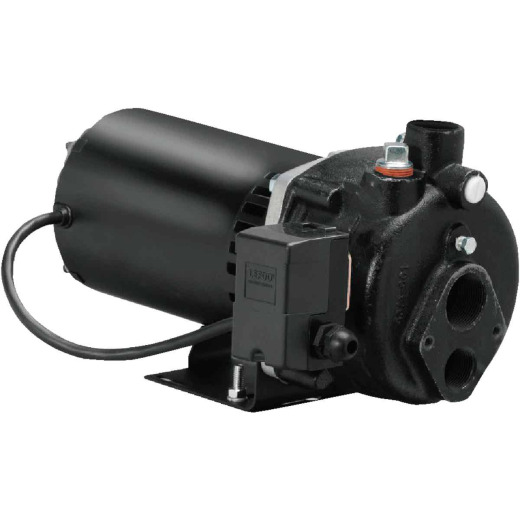 Wayne 1/2HP Cast Iron Convertible Water Well Jet Pump
