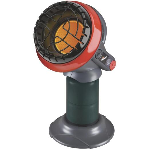 MR. HEATER 3800 BTU Radiant Little Buddy Propane Heater