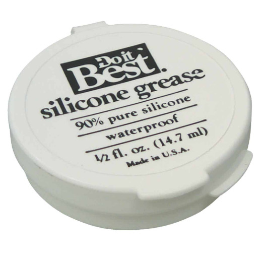 Do it Best 1/2 Oz. Silicone Plumber Grease