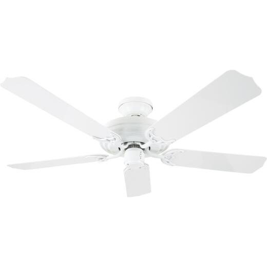 Hunter Sea Air Outdoor 52 In. White Ceiling Fan