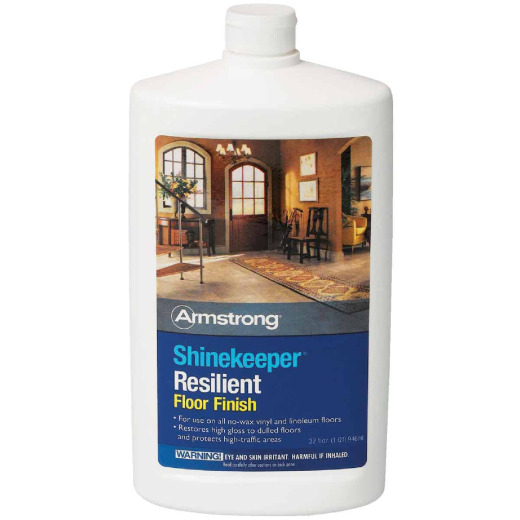 Armstrong Shinekeeper 32 Oz. Resilient Floor Finish