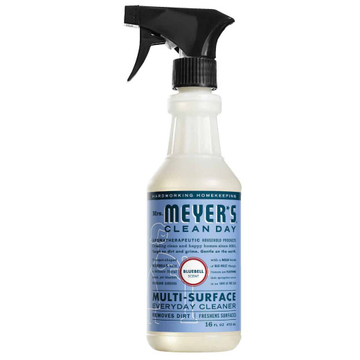 Mrs. Meyer's Clean Day 16 Oz. Bluebell Multi-Surface Everyday Cleaner
