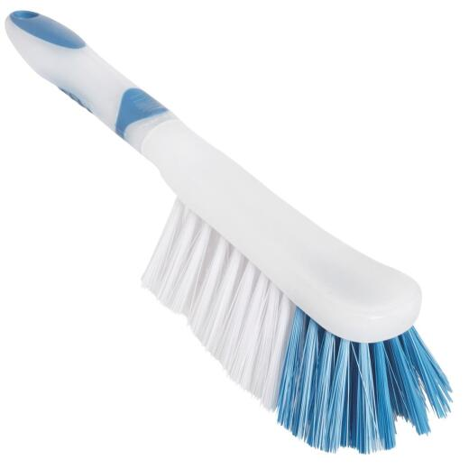 11-1/8 In. Polypropylene Bristle Utility Scrub Brush