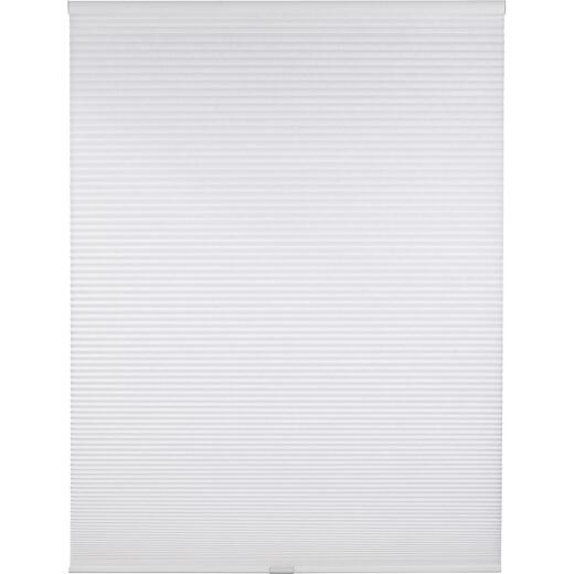 Home Impressions 1 In. Light Filtering Cellular White 35 In. x 72 In. Cordless Shade