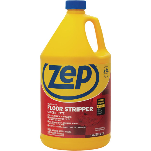 Zep 1 Gal. Heavy-Duty Floor Stripper