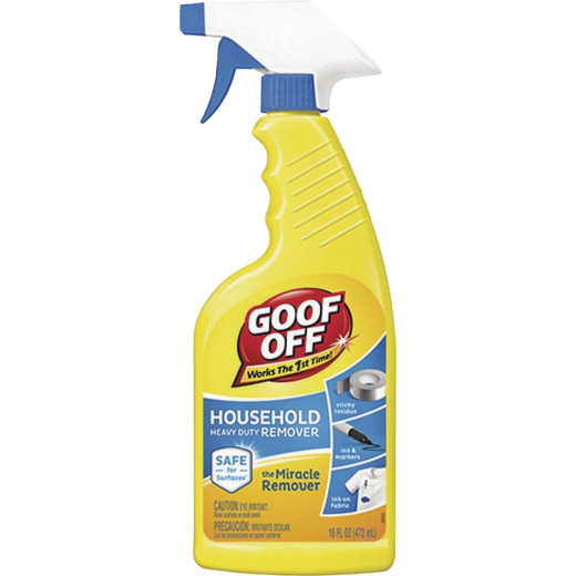 Goof Off 16 Oz. Trigger Spray Heavy Duty All Purpose Remover