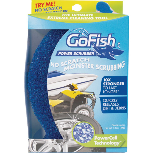 DishFish GoFish Power Scrubber