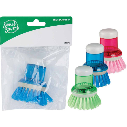 Smart Savers Polyproylene Dish Scrubber