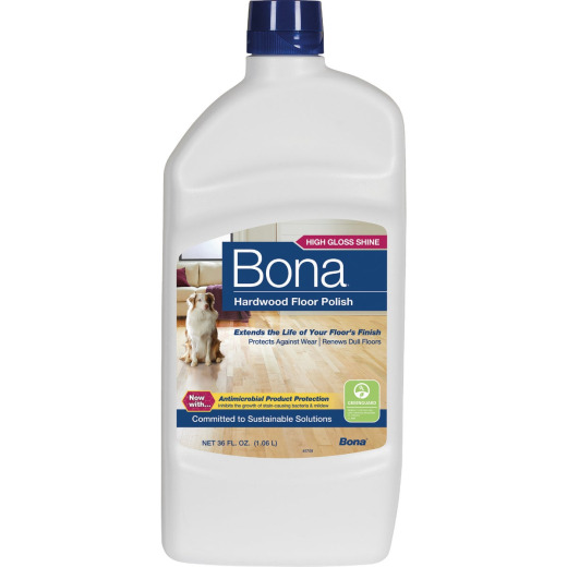 Bona 36 Oz. High Gloss Hardwood Floor Polish