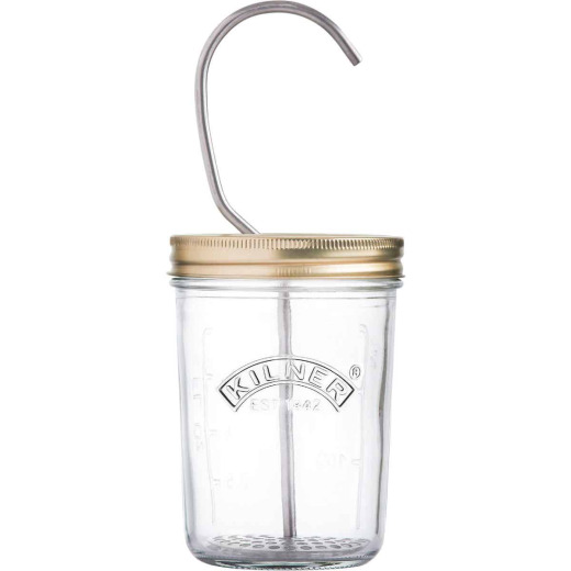 Kilner 11.8 Oz. Mayonnaise & Sauce Canning Jar Set