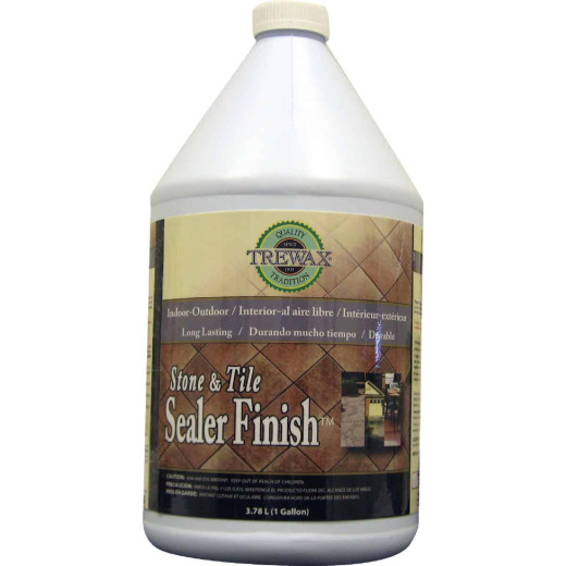 TreWax 1 Gal. Gold Label Stone And Tile Sealer