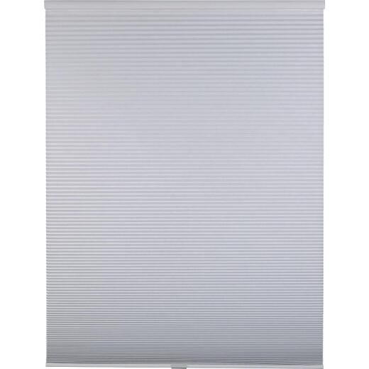 Home Impressions 1 In. Room Darkening Cellular White 48 In. x 72 In. Cordless Shade