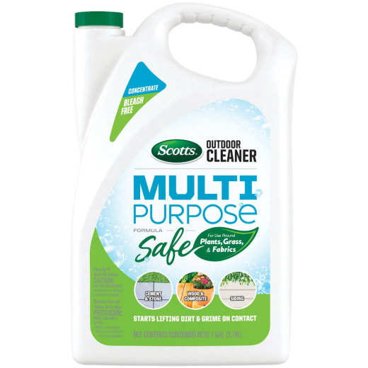 Scotts 1 Gal. Concentrate Multi Surface Outdoor Cleaner Plus OxiClean