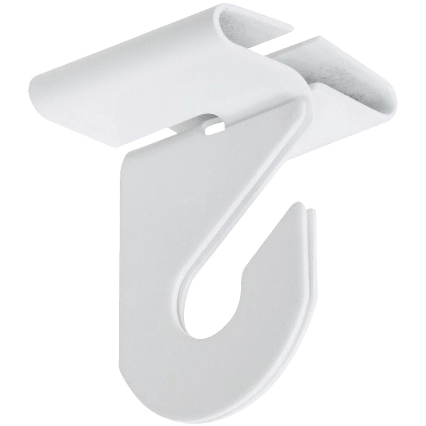 National White Suspended Ceiling Hook (2 Pack) Image 1