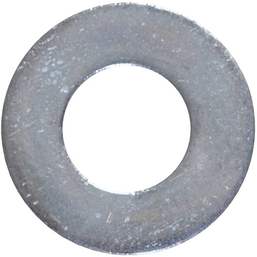 Hillman 1/2 In. Steel Hot Dipped Galvanized Flat USS Washer (50 Ct.)