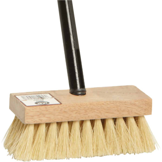 DQB 7 In. x 2 In. White Tampico Roof Brush