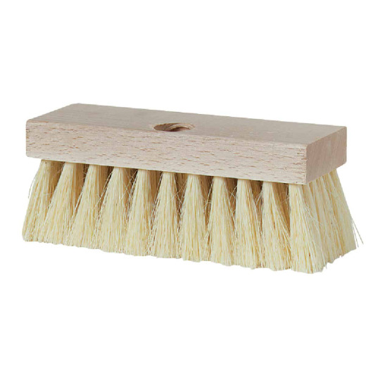DQB Huron Roof 7 In. x 2 In. Threaded Handle Roof Brush