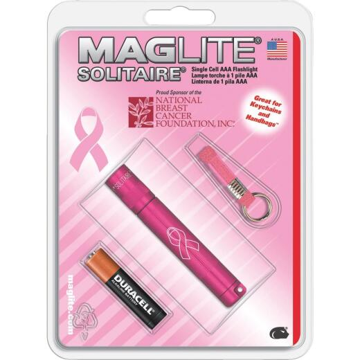 Maglite 2 Lm. 1AAA Adjustable Flood to Spot Flashlight